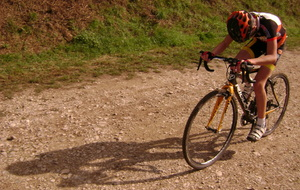 Cyclo cross St Laurent en Royans